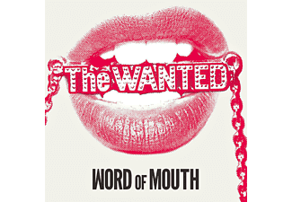 The Wanted - Word Of Mouth [CD]