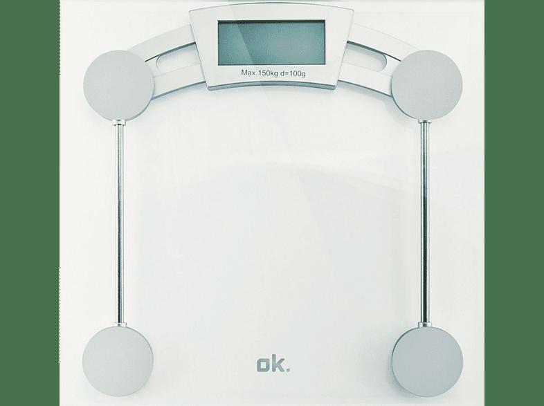 OK OPS 100 - (200374) μικροσυσκευές   φροντίδα προσωπική φροντίδα ζυγαριές σώματος