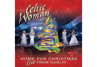 Celtic Woman - HOME FOR CHRISTMAS - LIVE FROM DUBLIN [CD + DVD]