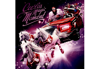 Cee Lo Green - Cee Lo's Magic Moment (CD)