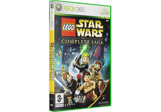 LEGO Star Wars - The Complete Saga (Xbox 360)