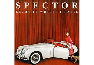 Spector - Enjoy It While It Lasts [CD]