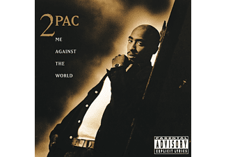2pac - Me Against The World (Re-Release) [CD]
