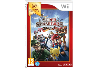 Super Smash Bros. Brawl - Selects Wii