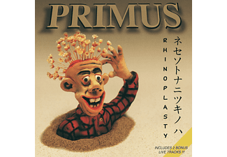 Primus - Rhinoplasty [CD EXTRA/Enhanced]