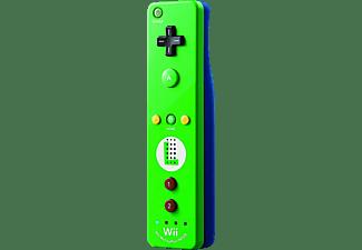 Nintendo U remote controller Plus Luigi edition