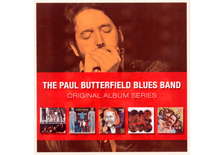 The Butterfield Blues Band - Original Album Series [CD]