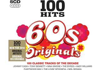 Various - 100 Hits-60's Originals [CD]