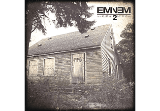 Eminem - The Marshall Mathers Lp 2 (CD)