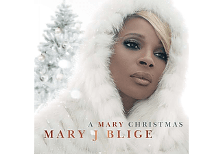 Mary J. Blige - A Mary Christmas (CD)