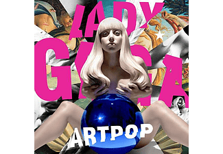 Lady Gaga - Artpop (CD)
