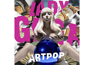 Lady Gaga - Artpop - Limited Deluxe Edition (CD + DVD)