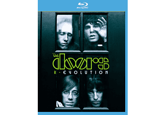 The Doors - R-Evolution (Deluxe Edition) [Blu-ray]