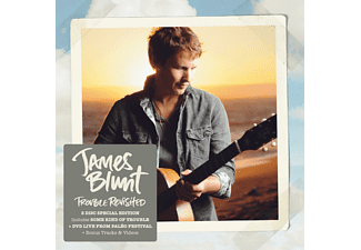 James Blunt - Trouble Revisited - Special Edition (CD + DVD)
