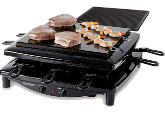 kenwood raclette griller rc 3 mediamarkt. Black Bedroom Furniture Sets. Home Design Ideas