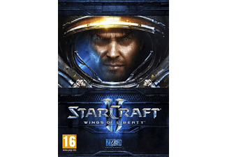 ACTIVISION Starcraft 2 Wings of Liberty PC