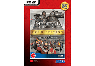 SEGA Medieval Total War Gold PC