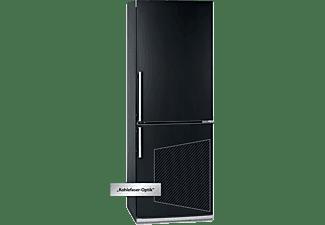 Bomann Kühlschrank Gefrierkombi : Bomann kg kühl gefrierkombination carbon kohlefaser optik