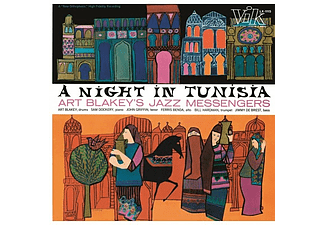 Art Blakey & The Jazz Messengers - A Night In Tunisia (Vinyl LP (nagylemez))