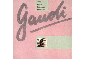 The Alan Parsons Project - Gaudi (Vinyl LP (nagylemez))