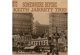 Keith Jarrett Trio - Somewhere Before (Vinyl LP (nagylemez))