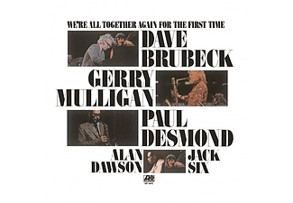 Dave Brubeck - We're All Together Again For The First Time (Vinyl LP (nagylemez))