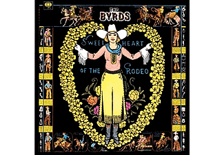 The Byrds - Sweetheart Of The Rodeo (Vinyl LP (nagylemez))