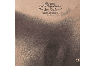 Chet Baker - She Was Too Good To Me (Vinyl LP (nagylemez))