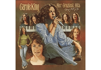 Carole King - Her Greatest Hits - Songs Of Long Ago (Vinyl LP (nagylemez))