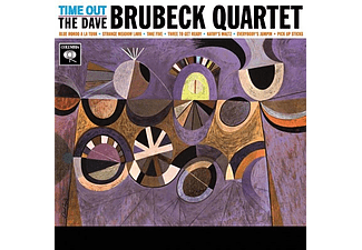 Dave Brubeck - Time Out (Vinyl LP (nagylemez))