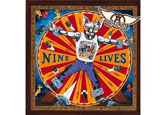 Aerosmith - Nine Lives (Vinyl LP (nagylemez))