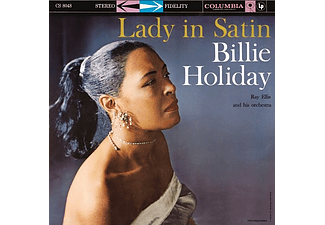 Billie Holiday - Lady In Satin (Vinyl LP (nagylemez))