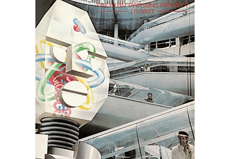The Alan Parsons Project - I Robot (Vinyl LP (nagylemez))
