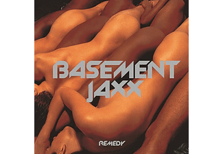 Basement Jaxx - Remedy (Vinyl LP (nagylemez))