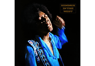 Jimi Hendrix - Hendrix In The West (Vinyl LP (nagylemez))