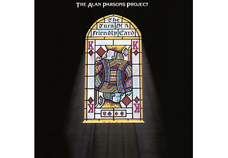Alan Parsons Project - The Turn Of A Friendly Card (Vinyl LP (nagylemez))