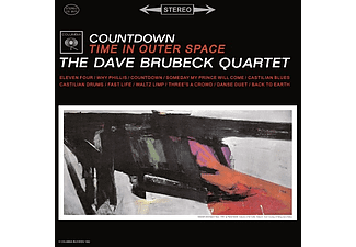 Dave Brubeck - Countdown - Time In Outer Space (Vinyl LP (nagylemez))
