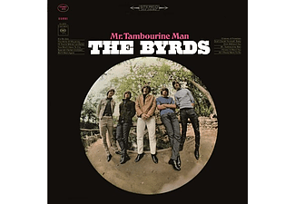 The Byrds - Mr. Tambourine Man (Vinyl LP (nagylemez))