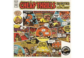 Big Brother & The Holding Company - Cheap Thrills (Vinyl LP (nagylemez))