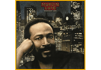 Marvin Gaye - Midnight Love (Vinyl LP (nagylemez))