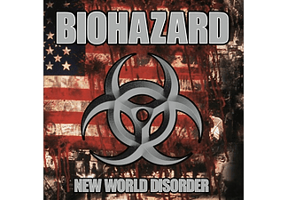 Biohazard - New World Disorder (Vinyl LP (nagylemez))