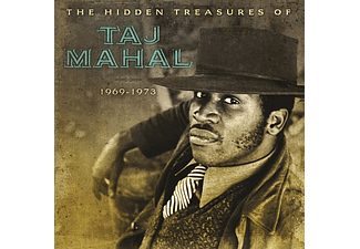Taj Mahal - Hidden Treasures Of Taj Mahal (1969-1973) (Vinyl LP (nagylemez))