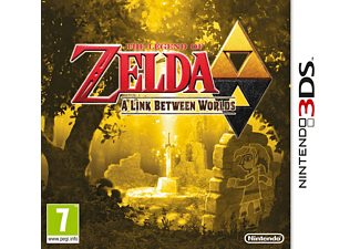 The Legend of Zelda: A Link Between Worlds Avontuur 3DS