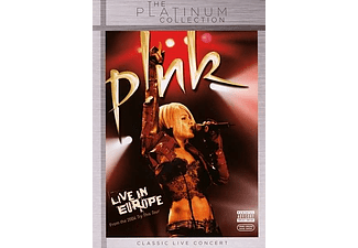 P!nk - Live In Europe - Try This Tour 2004 (DVD)