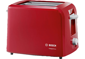 bosch toaster tat 3a 014 rot hellgrau media markt. Black Bedroom Furniture Sets. Home Design Ideas