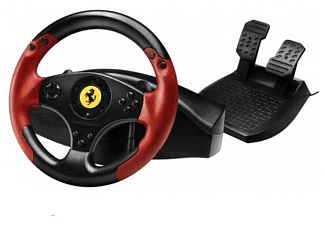 thrustmaster ferrari racestuur kopen mediamarkt. Black Bedroom Furniture Sets. Home Design Ideas