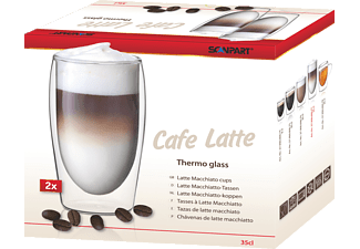 SCANPART Thermo Glazen Cafe Latte
