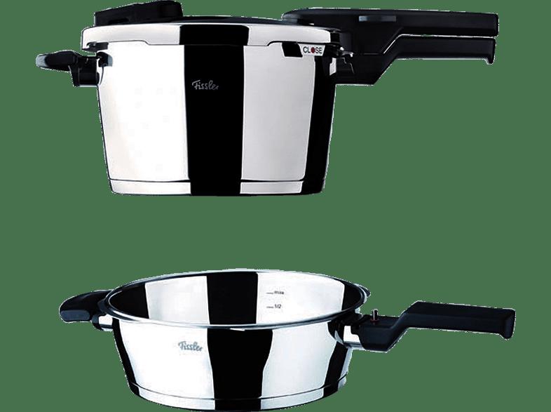 FISSLER Vitaquick Set 8 l & 4 l  μικροσυσκευές   φροντίδα σκεύη κουζίνας χύτρες ταχύτητας