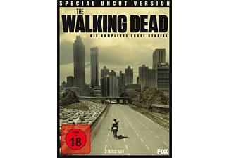 The Walking Dead - Staffel 1 (Special Uncut Version) Horror DVD