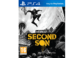 Infamous - Second Son PS4